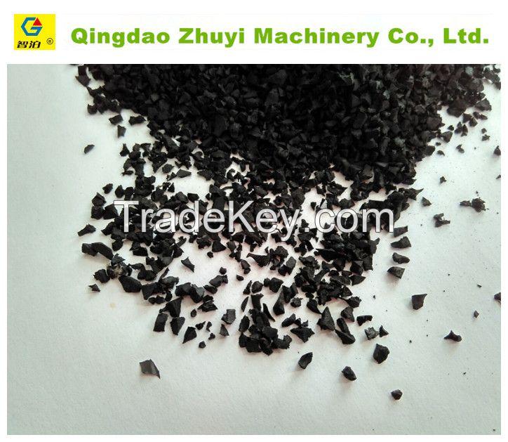 high quality SBR crumb rubber, rubber granule