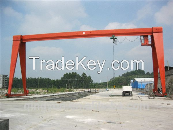 Tavol Brand MH Single girder gantry crane