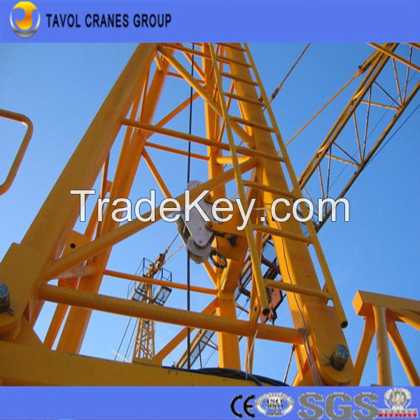 Tower Crane QTZ60/4t tower crane/5010 china tower crane