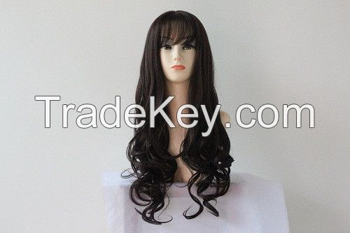 Long Curly Artificial Hair