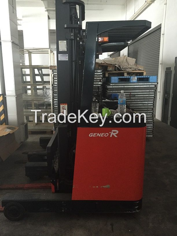 Reach Truck for Sale and Rental - Dowell Heavy Equipment