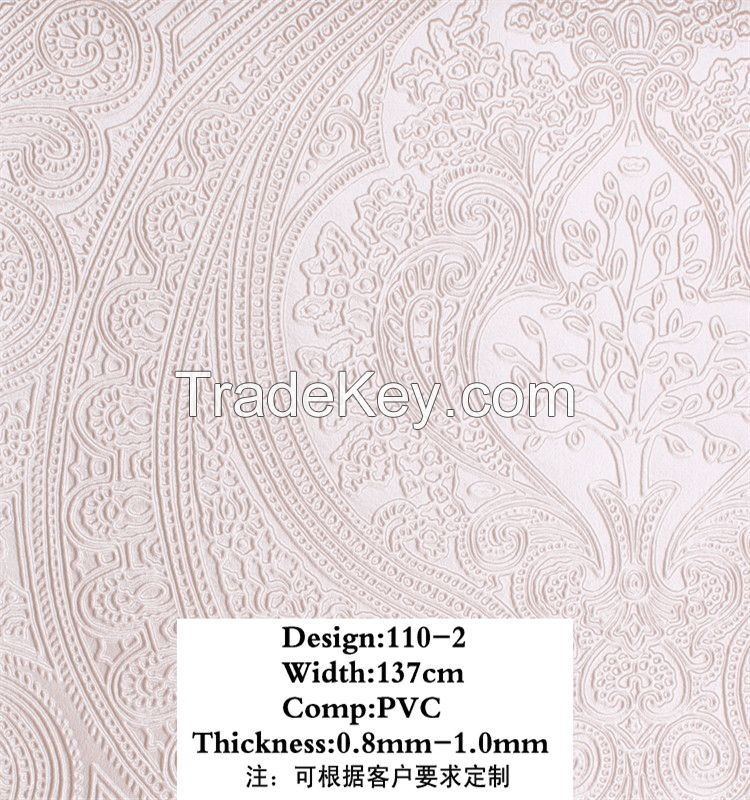 High quality luxury pvc living room 3d wallpaper for interior wall decoration