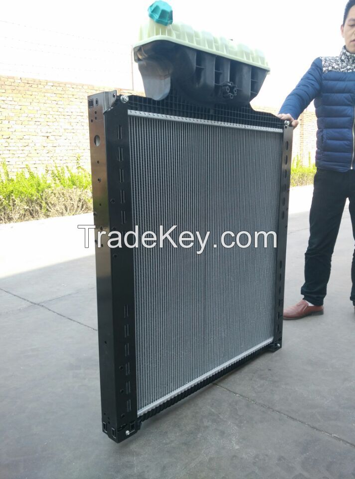 hello this is tracy, manufacturer of truck radiator intercooler, include scania, volvo, iveco, daf, benz, rvi, freightliner and so on. Welcome to contact with us, we can offer competetive price and...