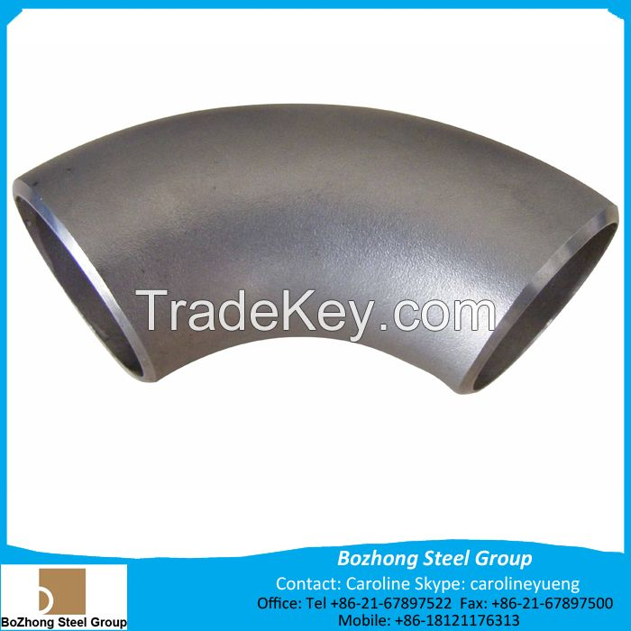 Accept Custom Order 321 stainless steel bends 1.4541 Elbow Quality angle head