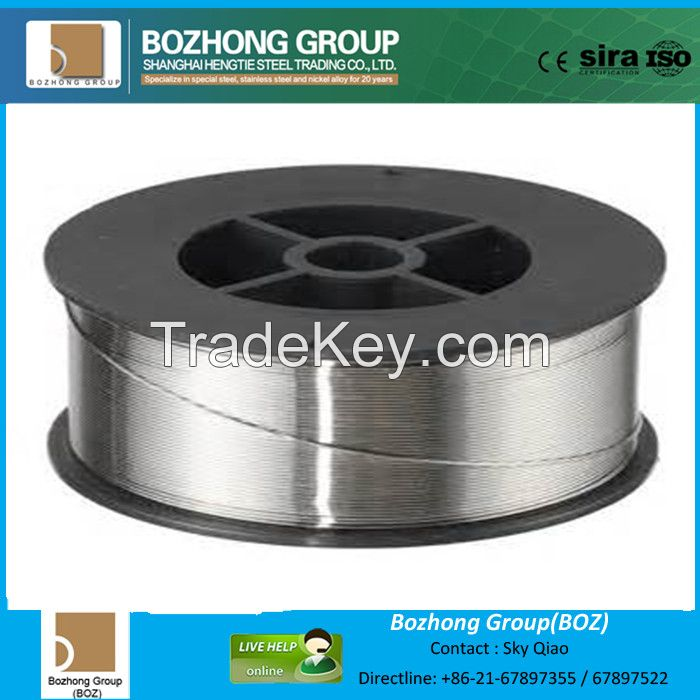 409, 409L, 410,410S,430 stainless steel wire