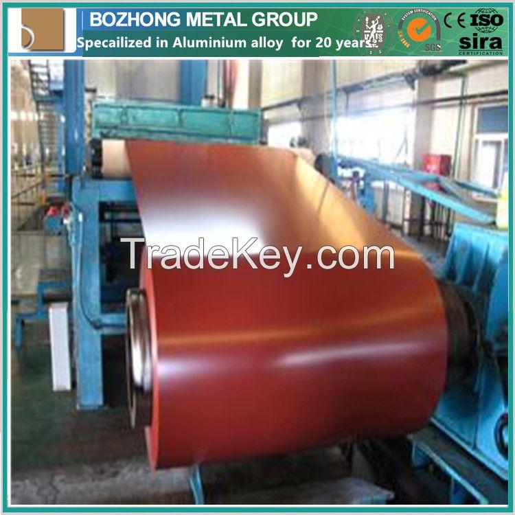 Factory Price color coated 7022 aluminium coil