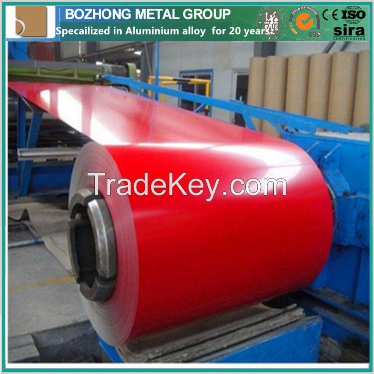 Best Price color coated 7022 aluminium coil