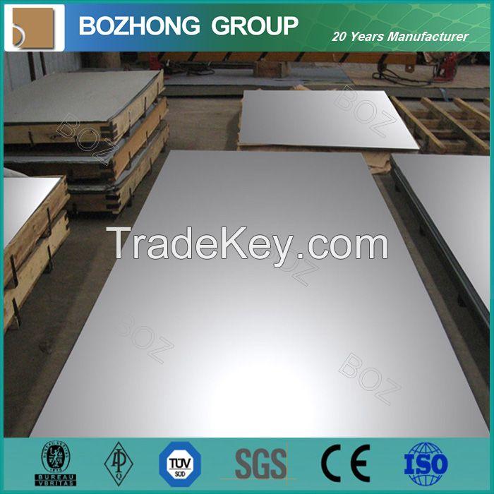 202 ASTM 2b/Ba/Polish Stainless Steel Plate
