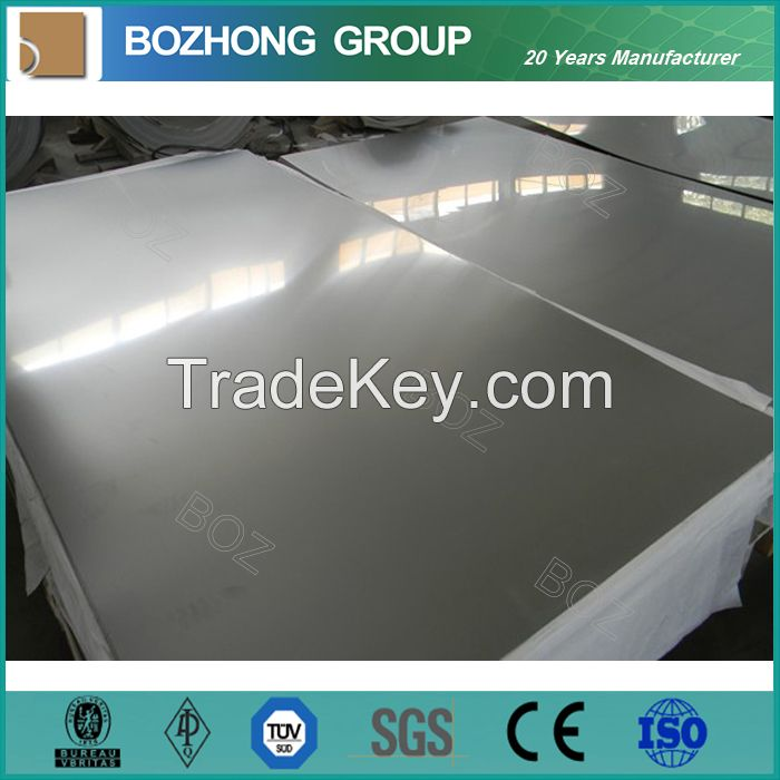 Monel400 Alloy Steel Plates Nickel Based Sheets
