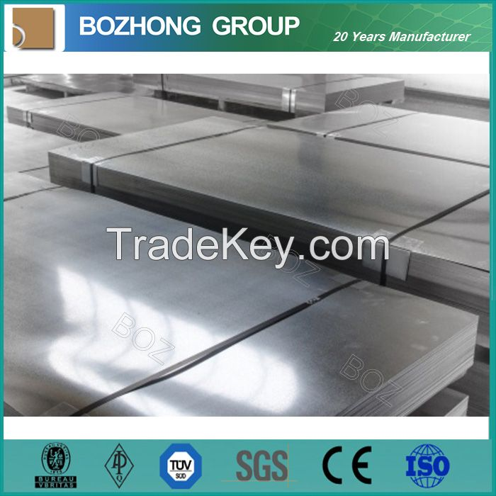 S31803 S2205 Hot Rolled Cold Rolled 6mm Stainless Steel Plate