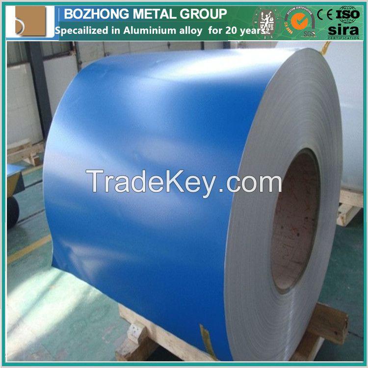 Good Quality  6080 coated  Aluminium alloy coil
