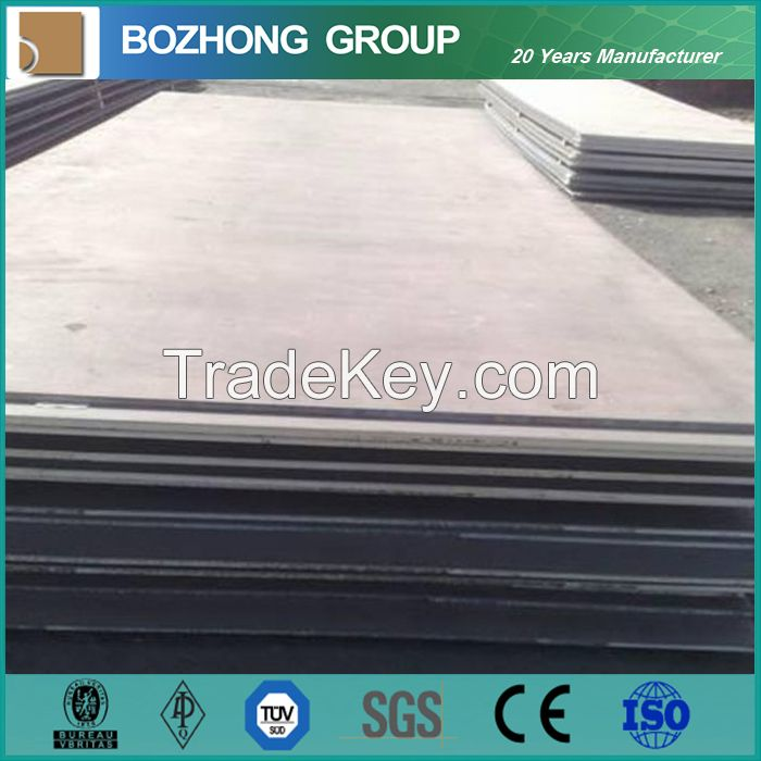 Best Quality Nickel Base Alloy 800h Plate