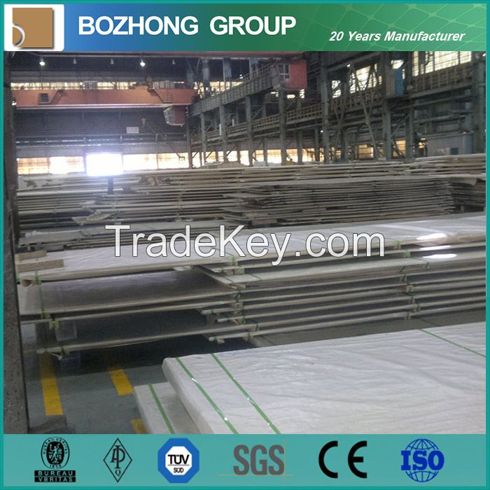 Specialized Manufacturers Supply 2507 Stainless Steel Plate