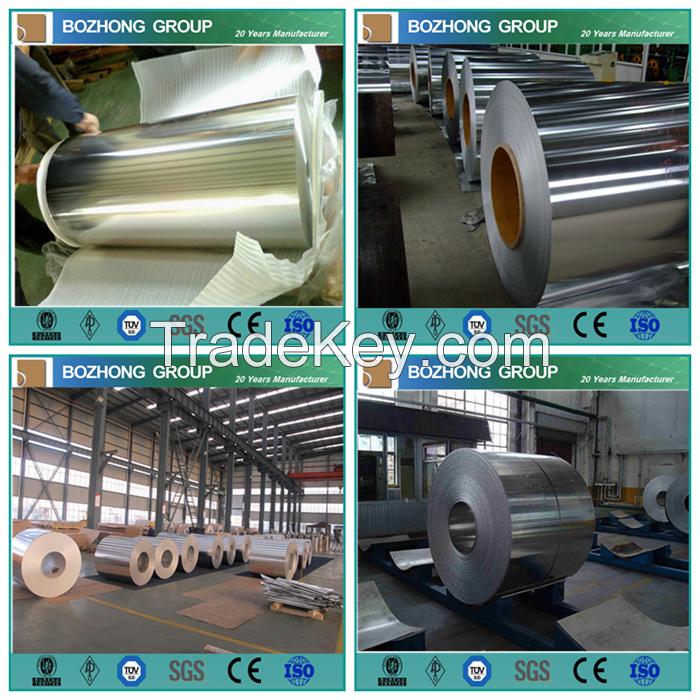 2014A aluminum alloy coil price per kg