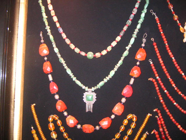 Precious Stones Necklaces