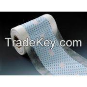PE Film laminate nonwoven material film for baby diaper backsheet