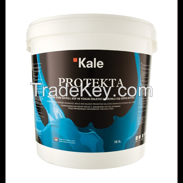 Kale Exterior Water Based, Exterior Wall Paint
