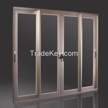 make in China aluminum glass door