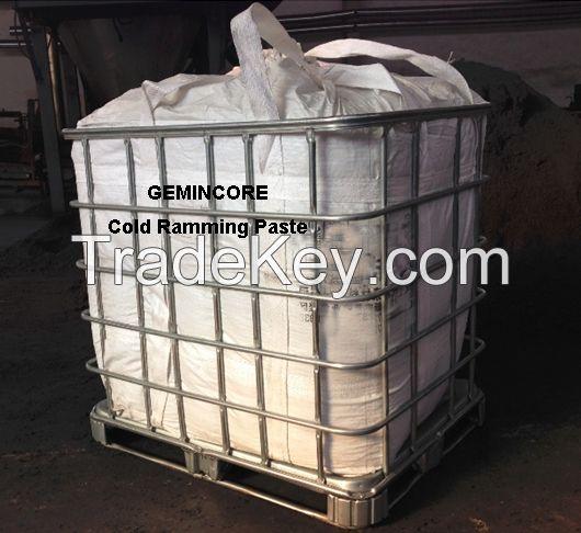 cold ramming paste/warm ramming paste/carbon cathode paste/carbon paste