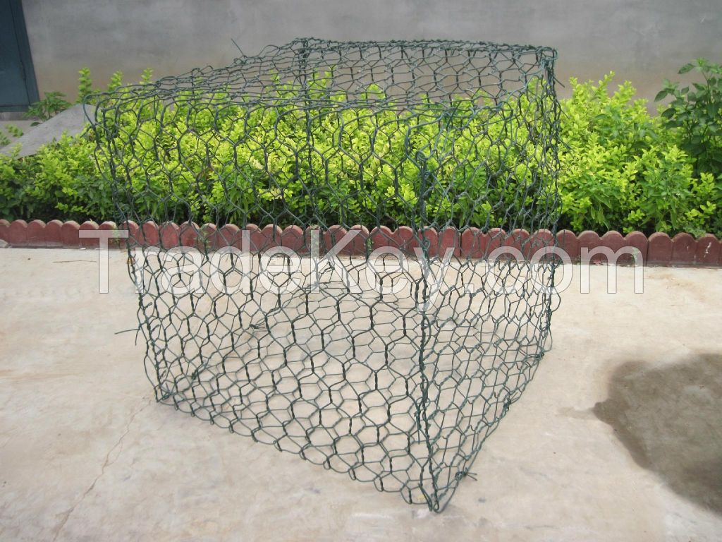 Best quality gabion basket, gabion box, gabion mattress