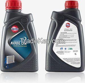 Radiator Coolants - Arzol KOOL ON - Cars