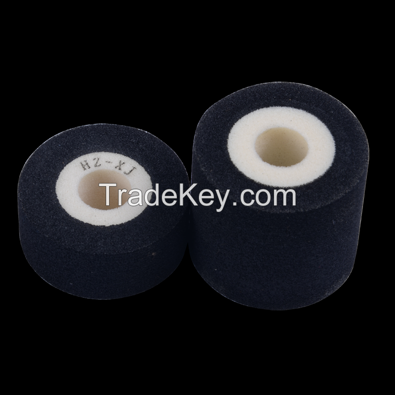 Black Diameter 36mm Height 32mm Hot ink coding roll for MY380 coding machine