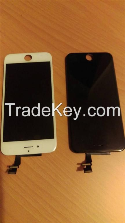 Lcd panel with TP for smartphone