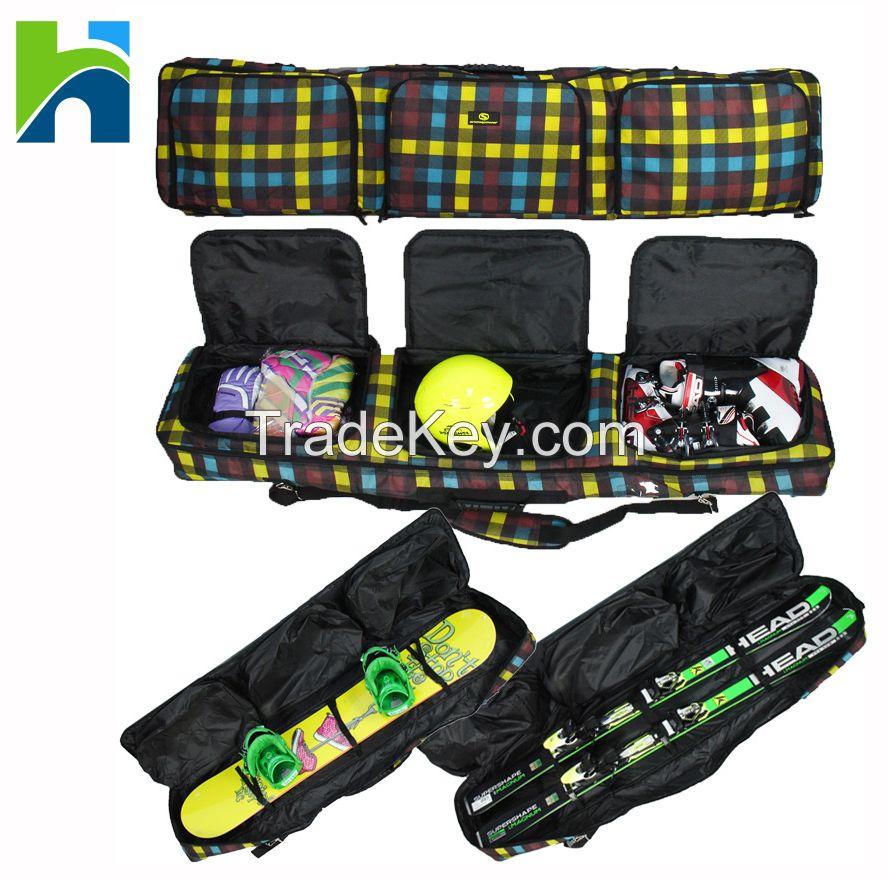 Multifunktion Winter sport snowboard backpack ,ski backpack tasche