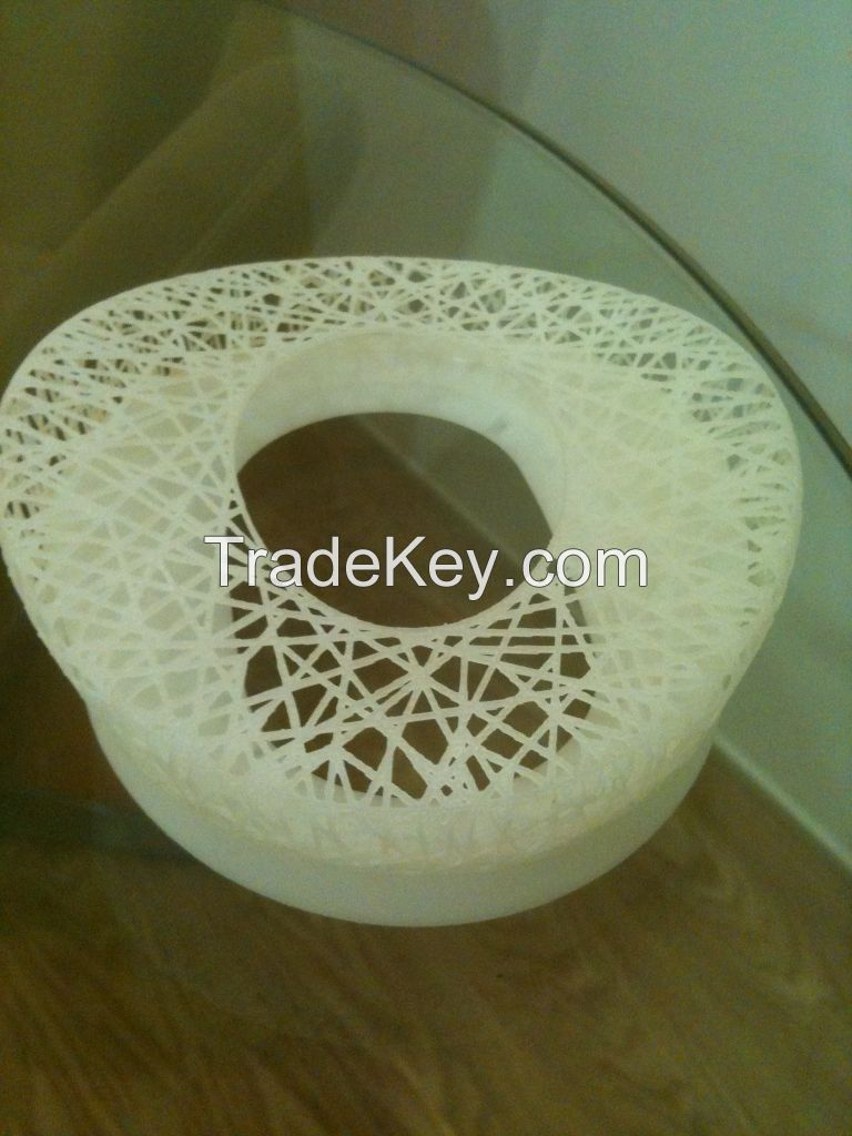 3D printing Laser Sterolithography SLA Rapid Prototyping process ABS l