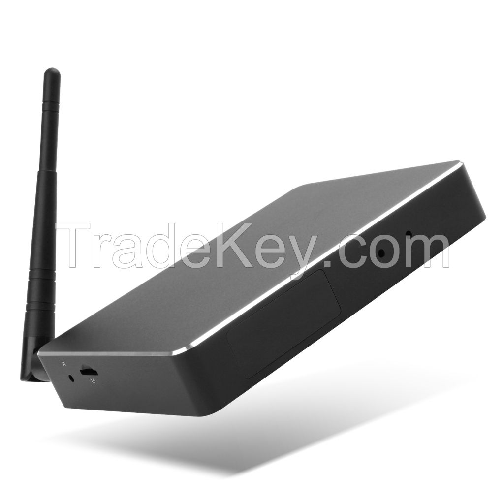 QINTAIX Q912 MINI Octa core Amlogic S912 2G 16G Android 7.1Dual Band WIFI android tv box