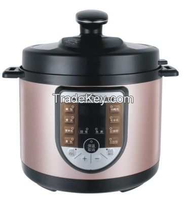 Chinese Famous Brand Electric pressure Cooker OEM Stainless Steel 5 Quarts 6 Quarts FOK50-80D1 FOK50-90D1 FOK50-100D1