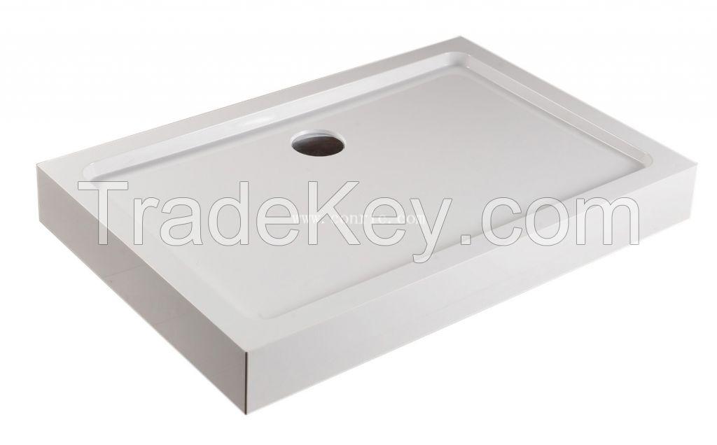 Modern family bathrooom SMC shower tray