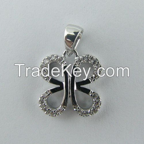 2016 hot sale clover pendant for your lucky hot girl