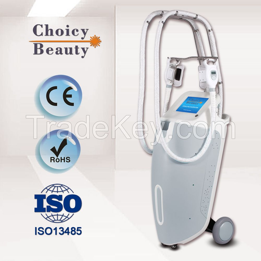 Body Sculpture Cryo Fat Freezing Machine For Sale