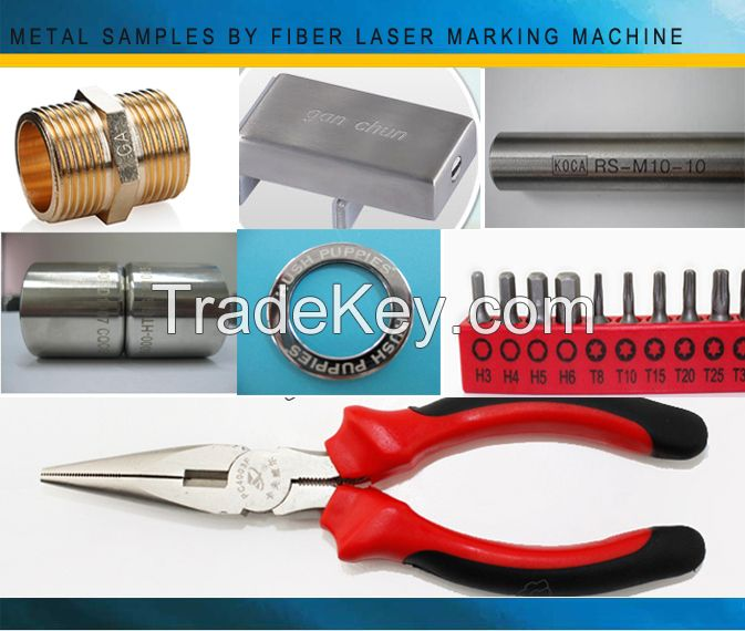 High quality laser marking machine with low factory price