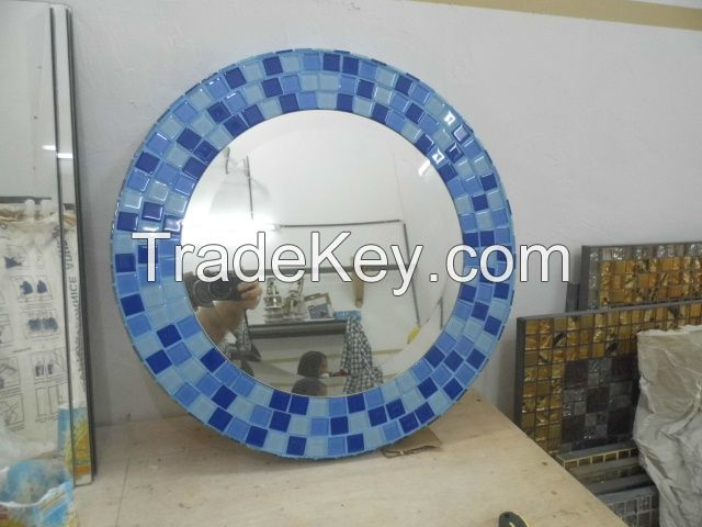 Adm mosaic mirrors and moulding frames