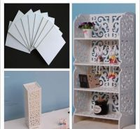 High quality PVC foam board for carved furniture and decoration