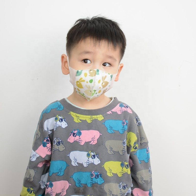 Kids Daily Dust Face Mask, Kids Mask for Children