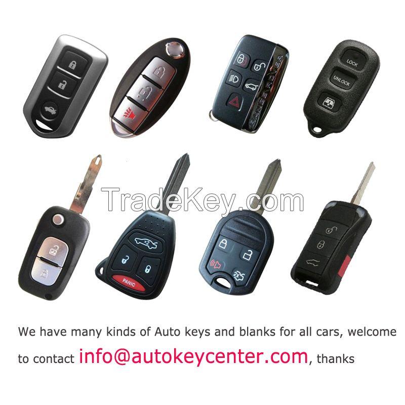 Auto keys Flip keys for Acura, Audi, Bentley, BMW, Benz.....For All Cars