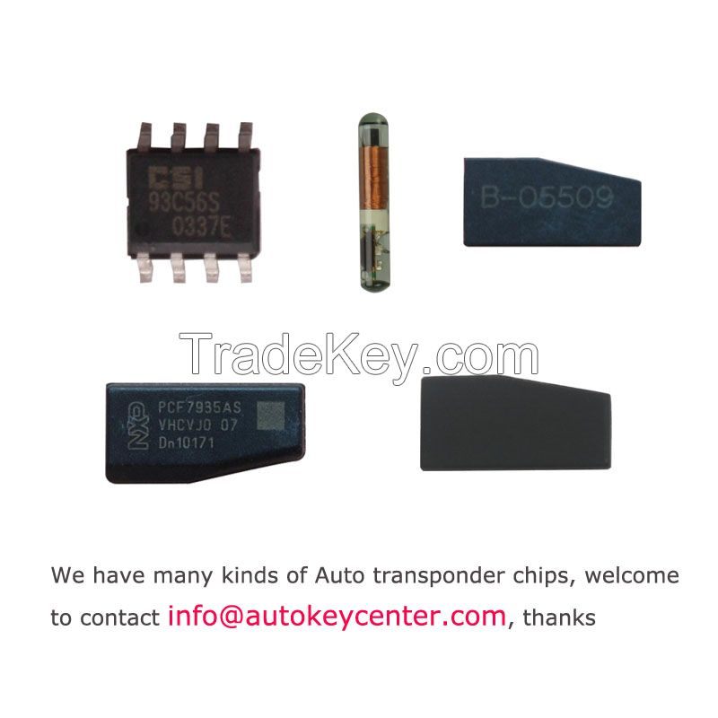 Auto Transponder Chip ID40 46 48 chip for VW AUDI BMW Mercedes-Benz an