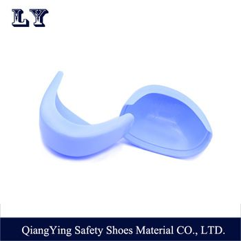 Anti-Smash Plastic Toe Caps for Safety Shoes Small Order Accepted