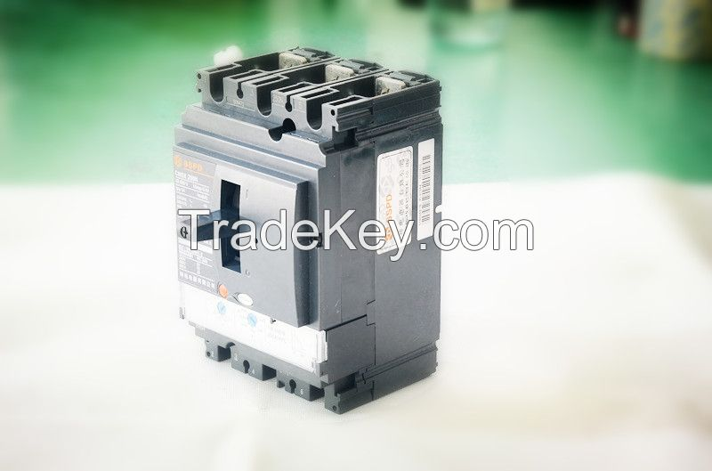 2016 Best Selling Products circuit breaker NSX 160amp, Water Poof moulded case nsx 160a/