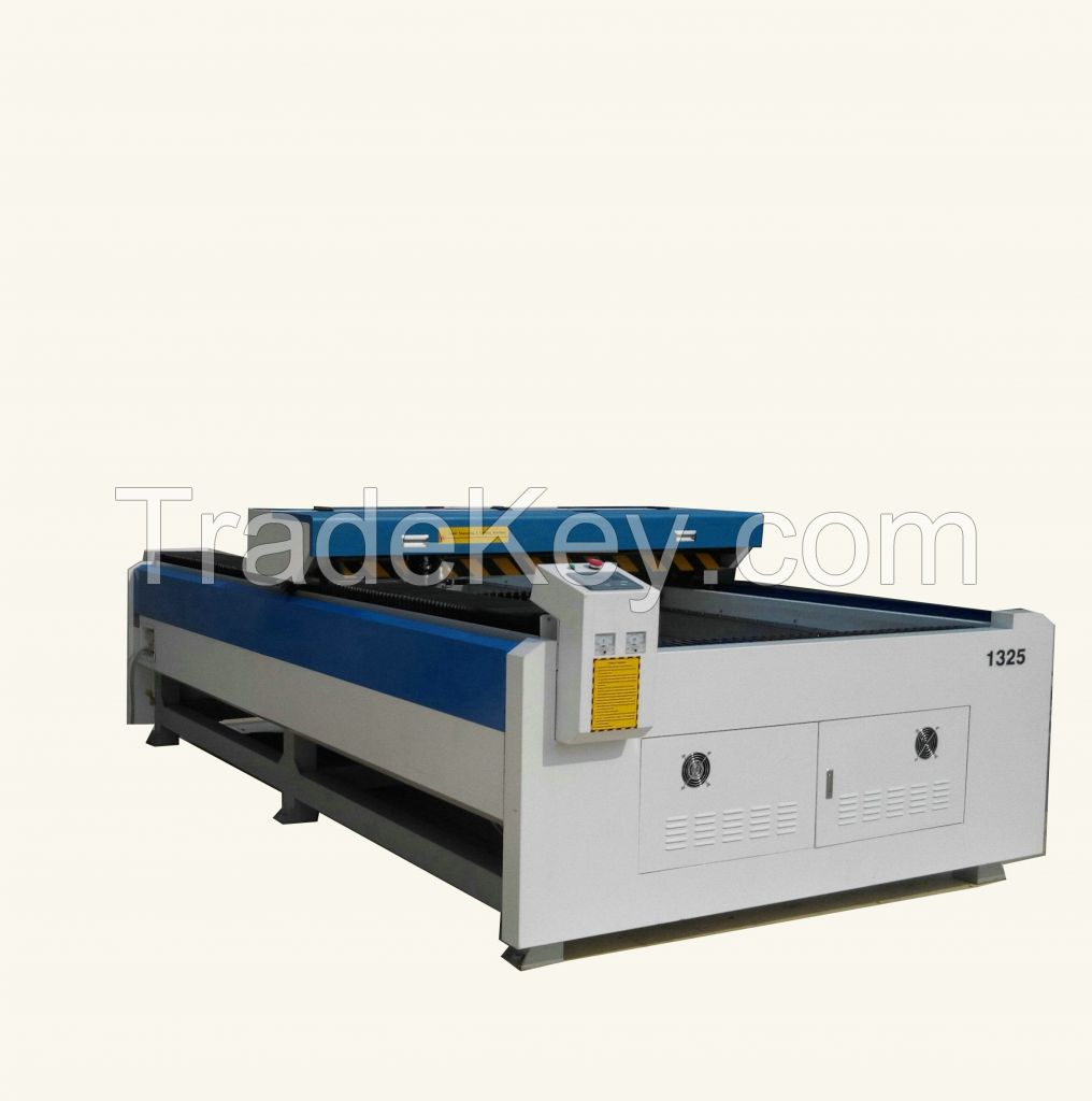 High precision metal-non metal laser cutting machine