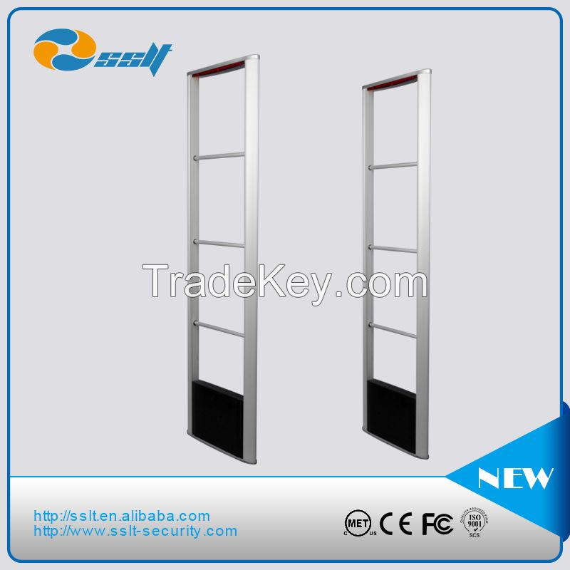 EAS anti theft system RF 8.2 MHz security gate for supermarket