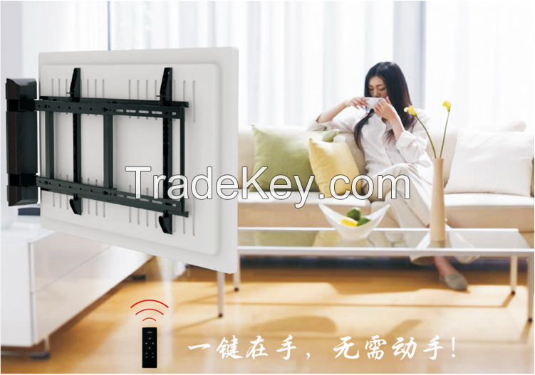 intelligent TV Mounts with electric remote control