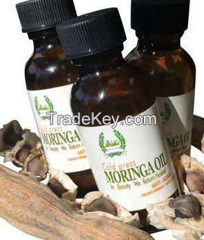 Pure Moringa oil