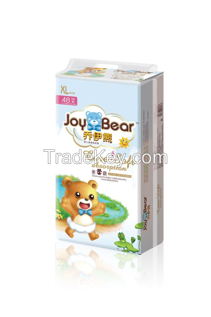 OEM baby disposable biodegradable training Pants sleepy baby diaper