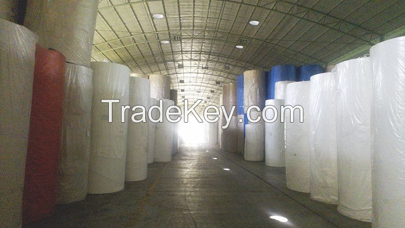 products made from paper, jumbo roll paper, toilet tissue paper, mother parent facial tissue paper