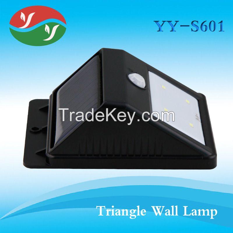 Waterproof Security 4LED Solar Motion Sensor Light