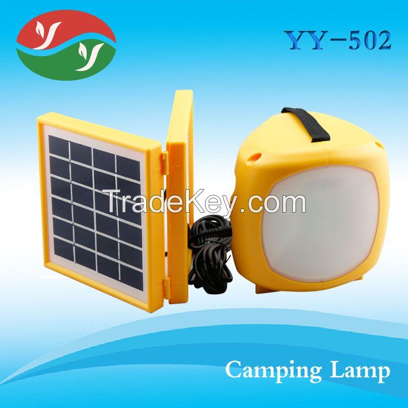 Solar LED Garden Outdoor Travel Nightlight Intelligent Lights